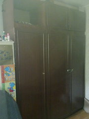 Шкаф 3-х дверный б/у продам