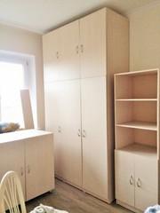 Мебель превосходная: шкафы и полки